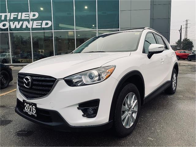 2016 Mazda CX-5 GS (Stk: 21263A) in Toronto - Image 1 of 25