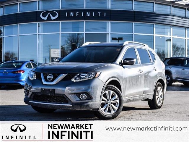 2015 Nissan Rogue SV (Stk: UI1443A) in Newmarket - Image 1 of 17