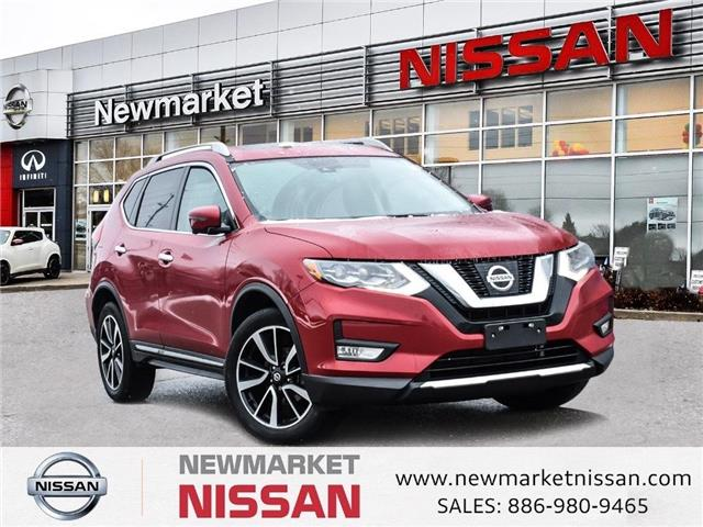 2017 Nissan Rogue SL Platinum (Stk: UN1183) in Newmarket - Image 1 of 23
