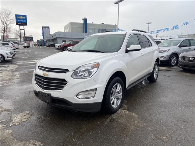 2017 Chevrolet Equinox LT (Stk: L480A) in Thunder Bay - Image 1 of 20