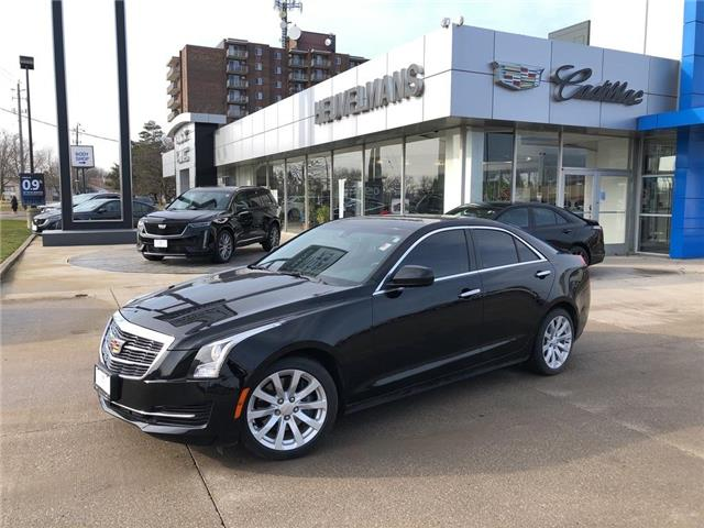 2017 Cadillac ATS 2.0L Turbo (Stk: 21003A) in Chatham - Image 1 of 17
