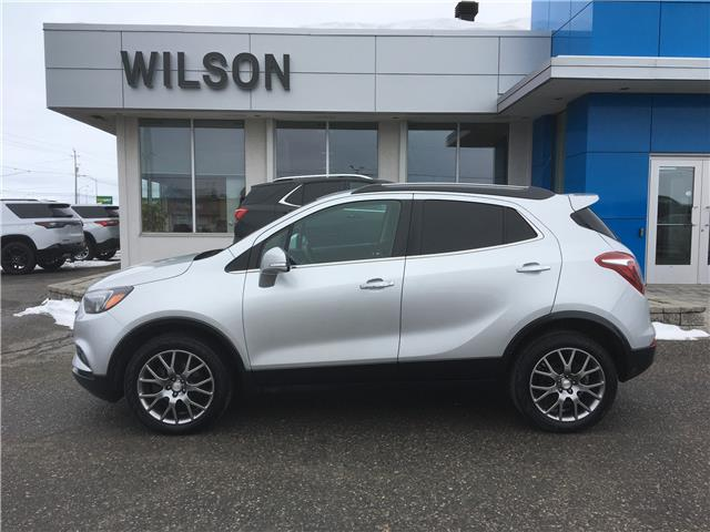 2017 Buick Encore Sport Touring (Stk: 21059A) in Temiskaming Shores - Image 1 of 11