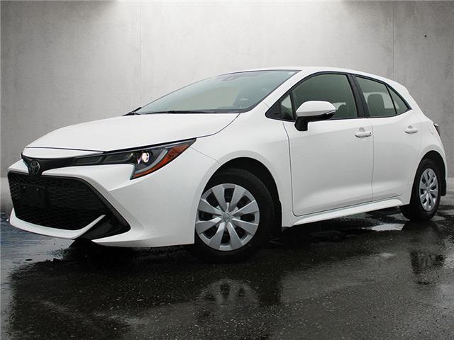 2019 Toyota Corolla Hatchback Base (Stk: N20-0130P) in Chilliwack - Image 1 of 14