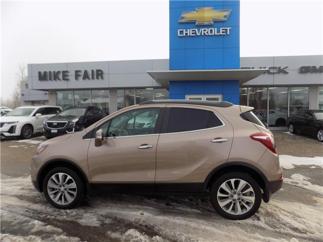 2018 Buick Encore Preferred (Stk: P4287) in Smiths Falls - Image 1 of 12