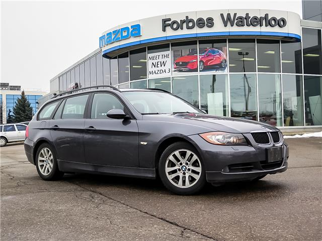 2007 BMW 328 xi (Stk: T7156A) in Waterloo - Image 1 of 1