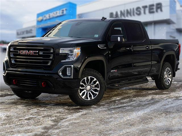2020 GMC Sierra 1500 AT4 (Stk: 20-200) in Edson - Image 1 of 17