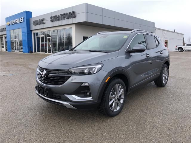 2021 Buick Encore GX Essence (Stk: T3909X) in Stratford - Image 1 of 10