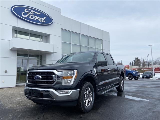 2021 Ford F-150 XLT (Stk: 2110) in Perth - Image 1 of 17