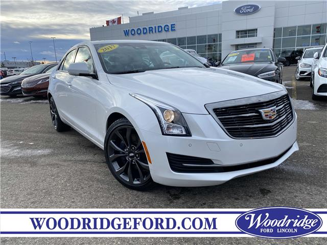 2017 Cadillac ATS 2.0L Turbo Luxury (Stk: L-2064A) in Calgary - Image 1 of 21