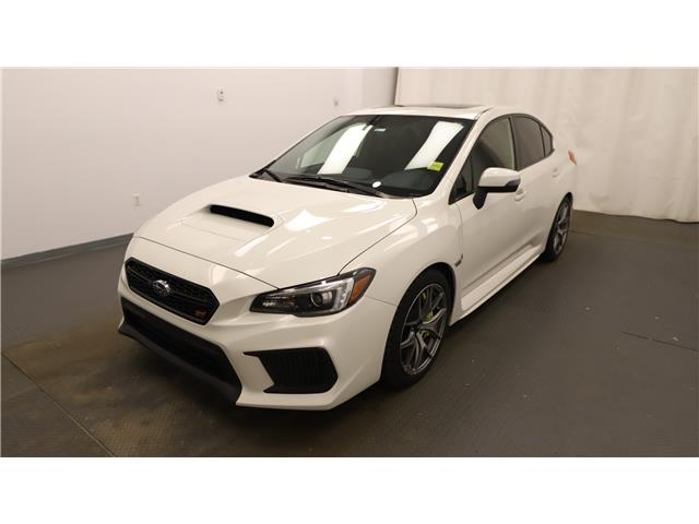 2018 Subaru WRX STI Sport-tech w/Lip JF1VA2T67J9811649 185154 in Lethbridge