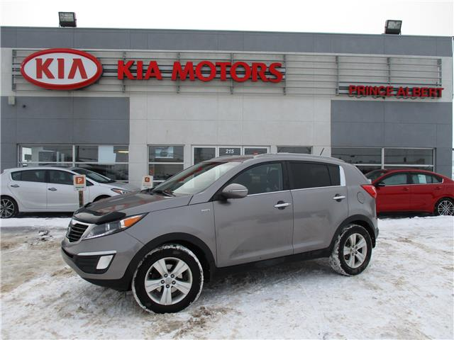 2011 Kia Sportage EX (Stk: 41033A) in Prince Albert - Image 1 of 6