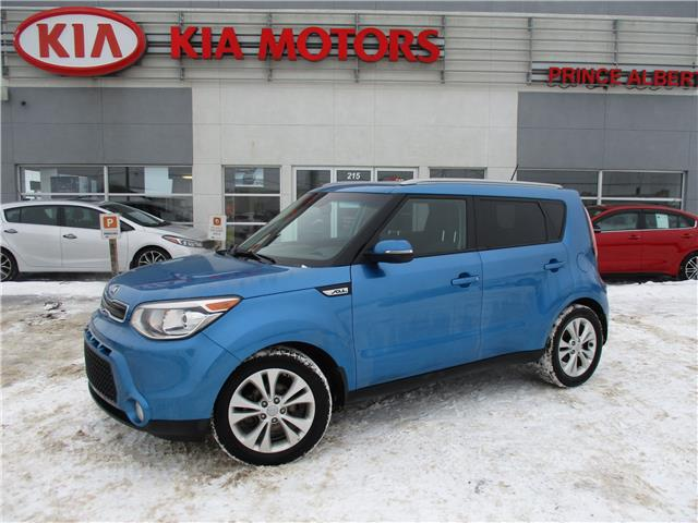 2015 Kia Soul EX (Stk: 41040A) in Prince Albert - Image 1 of 12