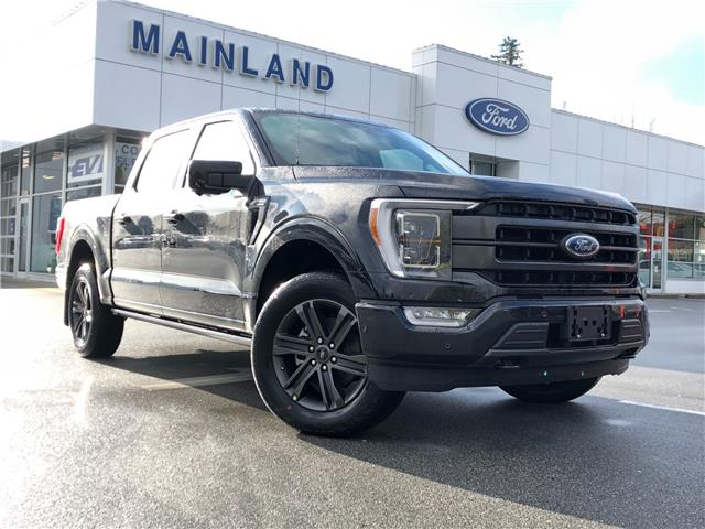 2021 Ford F-150 Lariat (Stk: 21F18550) in Vancouver - Image 1 of 30