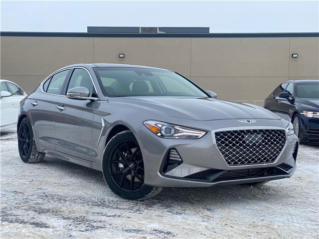 2021 Genesis G70 2.0T Elite (Stk: G20030) in Saskatoon - Image 1 of 26