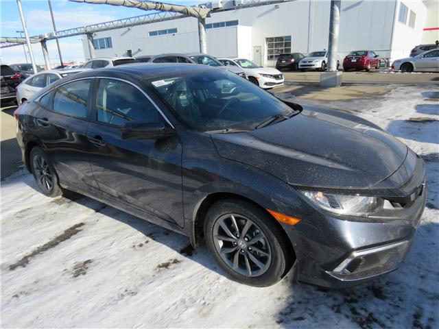 2021 Honda Civic EX (Stk: 210099) in Airdrie - Image 1 of 8