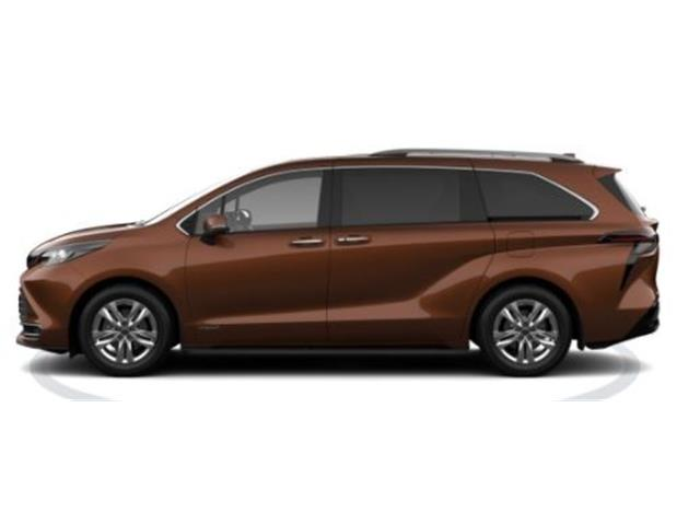 2021 Toyota Sienna Limited 7-Passenger (Stk: INCOMING) in Calgary - Image 1 of 1