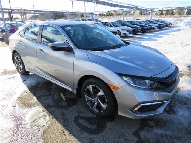 2021 Honda Civic LX (Stk: 210096) in Airdrie - Image 1 of 8
