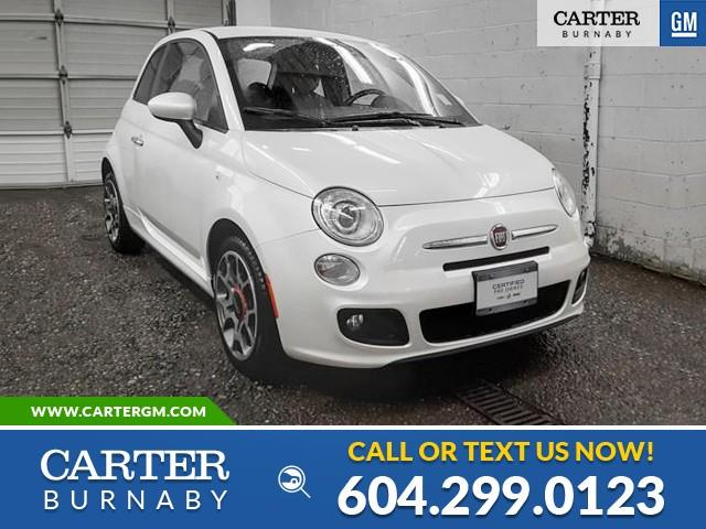 2013 Fiat 500 Sport (Stk: P9-62581) in Burnaby - Image 1 of 22