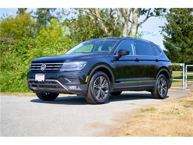 2021 Volkswagen Tiguan Highline (Stk: MT051356) in Vancouver - Image 1 of 16