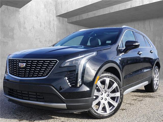 2021 Cadillac XT4 Premium Luxury (Stk: 21-224) in Kelowna - Image 1 of 11