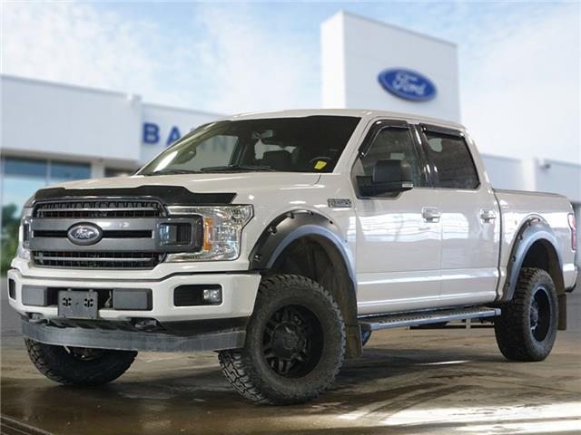 2018 Ford F-150 XLT (Stk: T202288A) in Dawson Creek - Image 1 of 8