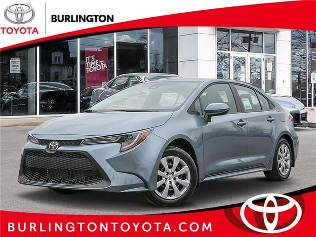 2020 Toyota Corolla  (Stk: 202225) in Burlington - Image 1 of 23