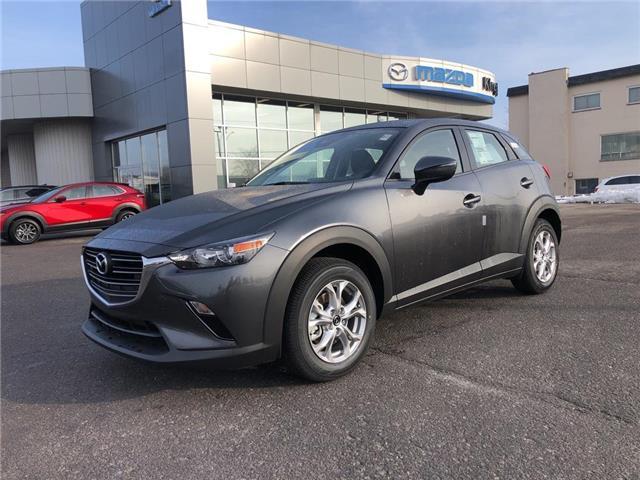 2021 Mazda CX-3 GS (Stk: 21T050) in Kingston - Image 1 of 15