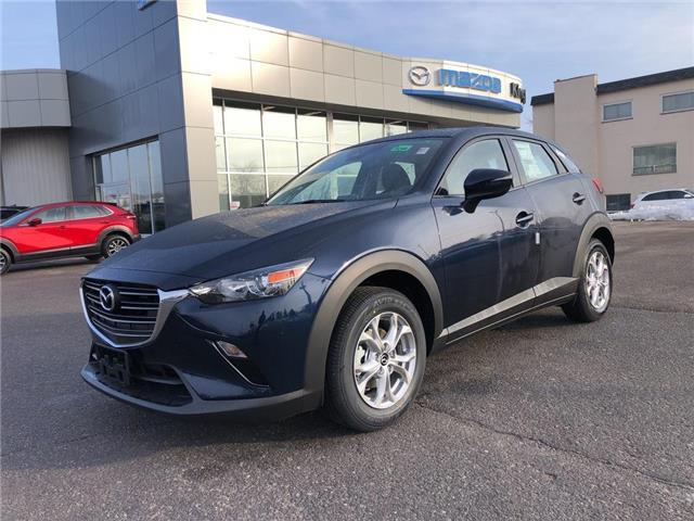 2021 Mazda CX-3 GS (Stk: 21T069) in Kingston - Image 1 of 15