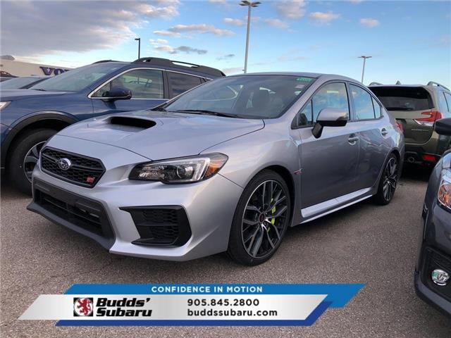 2020 Subaru WRX STI Sport-tech w/Lip (Stk: W20054) in Oakville - Image 1 of 5