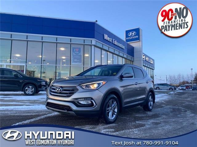 2018 Hyundai Santa Fe Sport 2.4 Base (Stk: E5399) in Edmonton - Image 1 of 22
