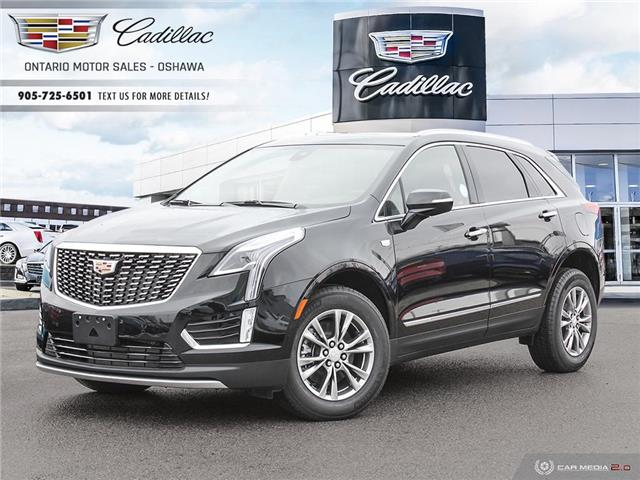 2021 Cadillac XT5 Premium Luxury (Stk: T1143427) in Oshawa - Image 1 of 18