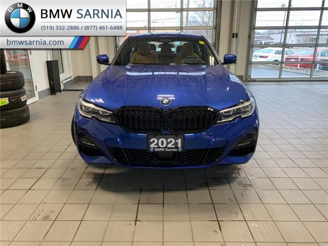2021 BMW 330i xDrive (Stk: B2114) in Sarnia - Image 1 of 11