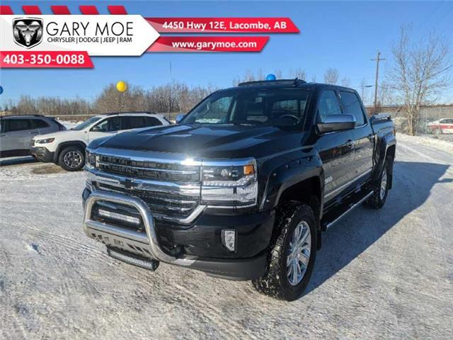 2017 Chevrolet Silverado 1500 High Country (Stk: F202430A) in Lacombe - Image 1 of 27