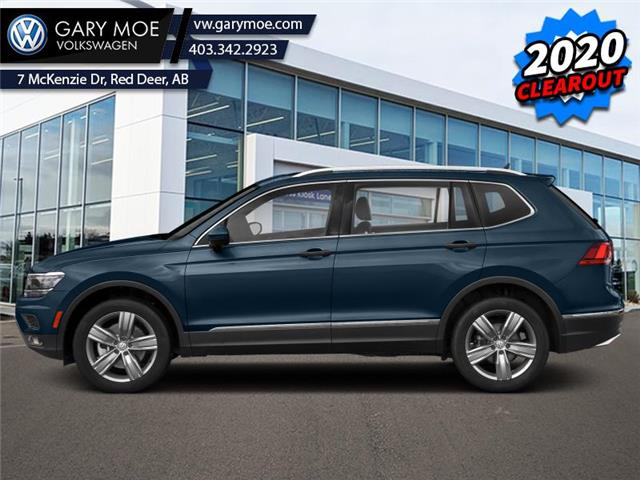 2020 Volkswagen Tiguan Highline (Stk: 0TG9603) in Red Deer County - Image 1 of 1