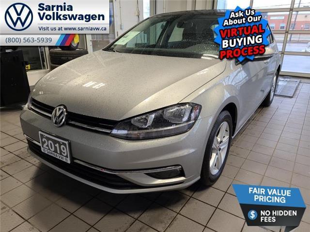 2019 Volkswagen Golf 1.4 TSI Highline (Stk: VU1087) in Sarnia - Image 1 of 22