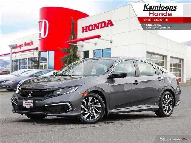2019 Honda Civic EX (Stk: 15163U) in Kamloops - Image 1 of 25