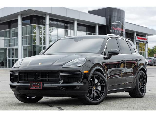 2019 Porsche Cayenne Turbo (Stk: 21HMS013) in Mississauga - Image 1 of 32