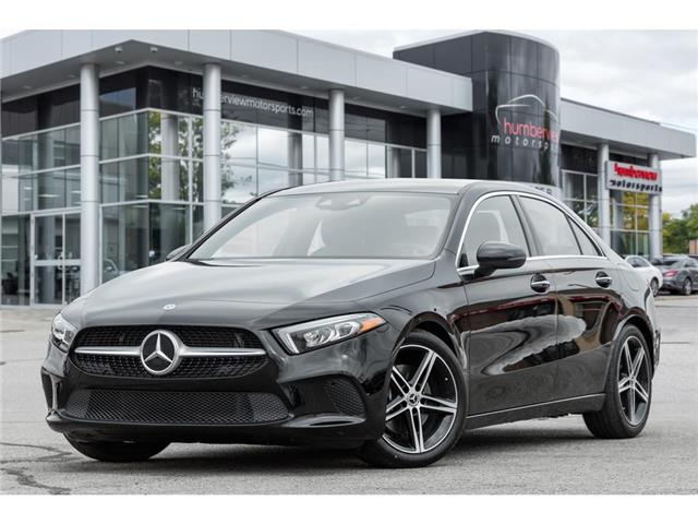 2020 Mercedes-Benz A-Class Base (Stk: 21HMS023) in Mississauga - Image 1 of 25