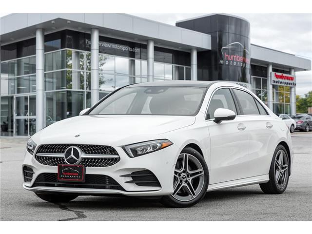 2020 Mercedes-Benz A-Class Base (Stk: 21HMS026) in Mississauga - Image 1 of 28