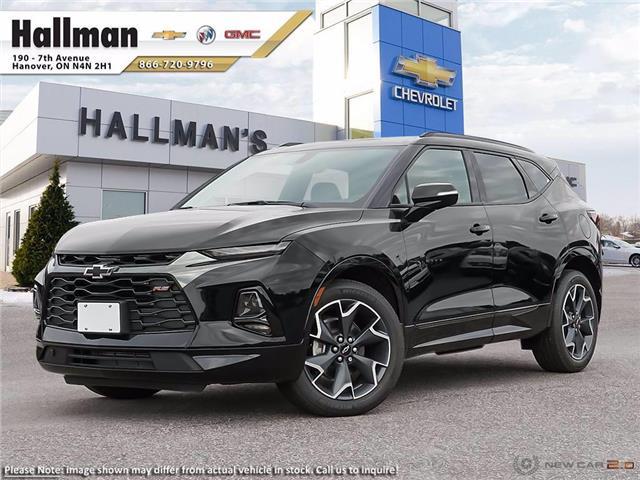 2021 Chevrolet Blazer RS (Stk: 21195) in Hanover - Image 1 of 14
