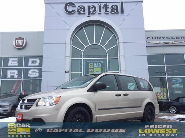 2016 Dodge Grand Caravan SE/SXT (Stk: L00518A) in Kanata - Image 1 of 20
