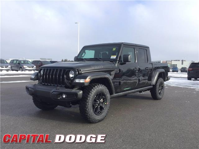 2021 Jeep Gladiator Sport S (Stk: M00195) in Kanata - Image 1 of 22