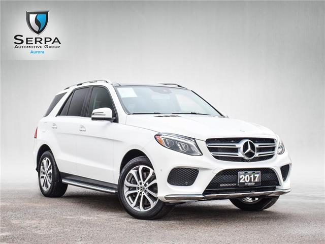 2017 Mercedes-Benz GLE 400 Base (Stk: CP041) in Aurora - Image 1 of 27