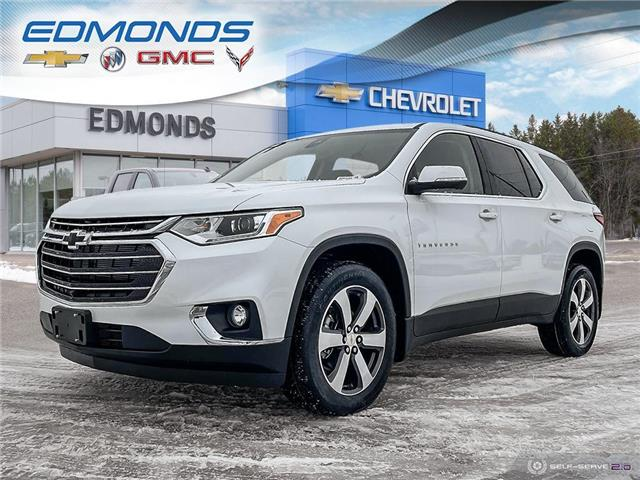 2021 Chevrolet Traverse LT True North (Stk: 1260) in Huntsville - Image 1 of 27