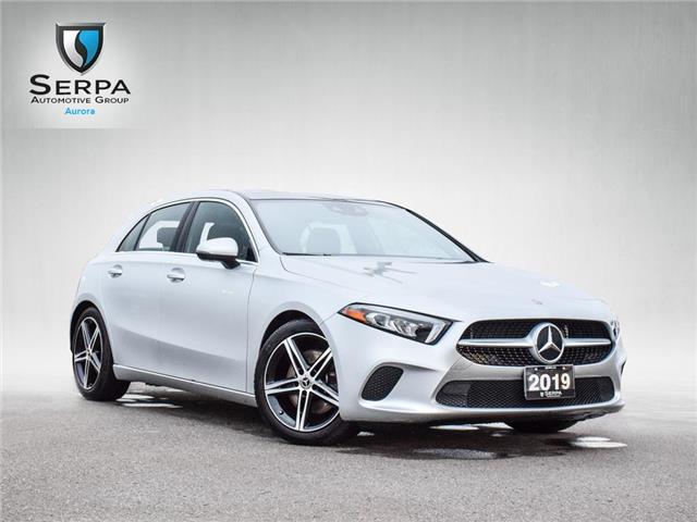 2019 Mercedes-Benz A-Class Base (Stk: P1486) in Aurora - Image 1 of 25