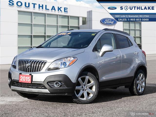 2015 Buick Encore Premium (Stk: P51517) in Newmarket - Image 1 of 26