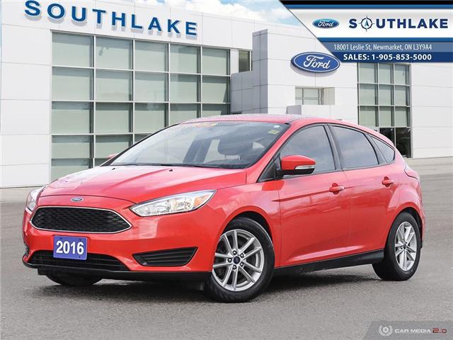 2016 Ford Focus SE (Stk: P51538) in Newmarket - Image 1 of 25