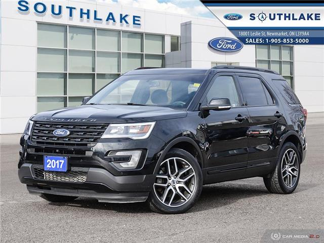 2017 Ford Explorer Sport (Stk: P51523) in Newmarket - Image 1 of 27