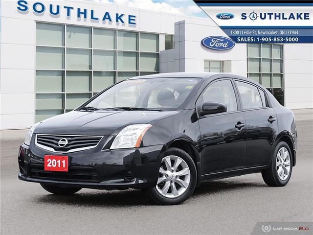 2011 Nissan Sentra 2.0 (Stk: P51537) in Newmarket - Image 1 of 24