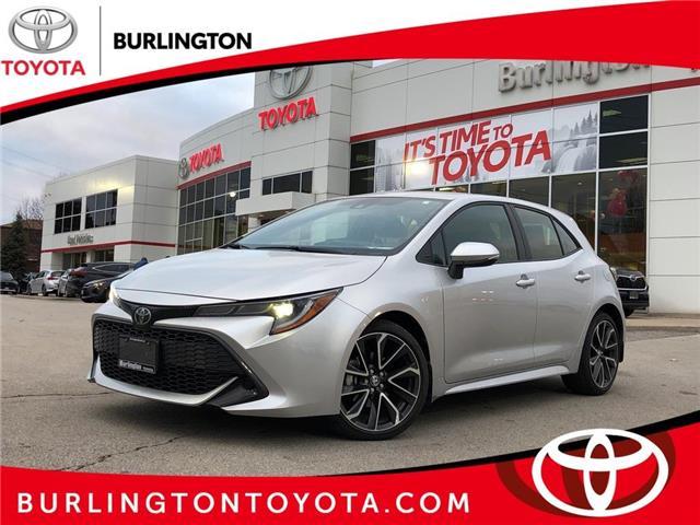 2019 Toyota Corolla Hatchback Base (Stk: U11411) in Burlington - Image 1 of 17